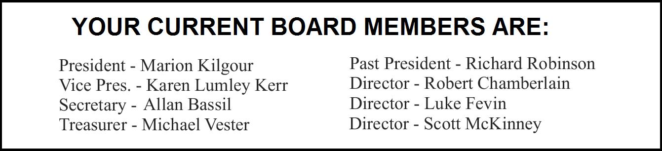 Header board members