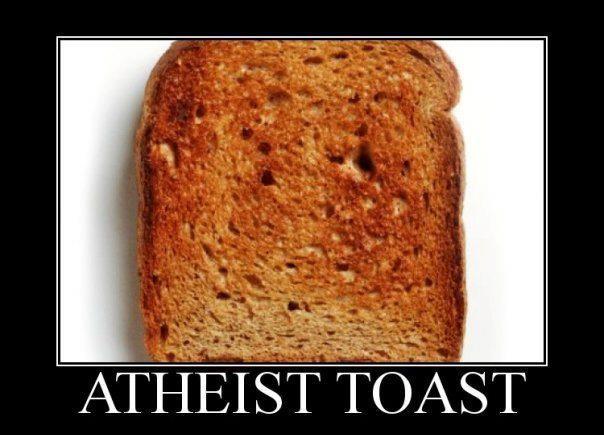 atheist toast