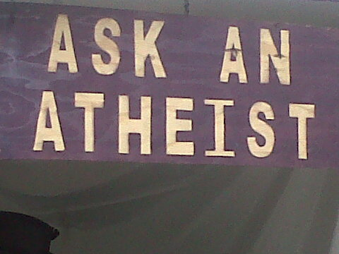 ask an atheist