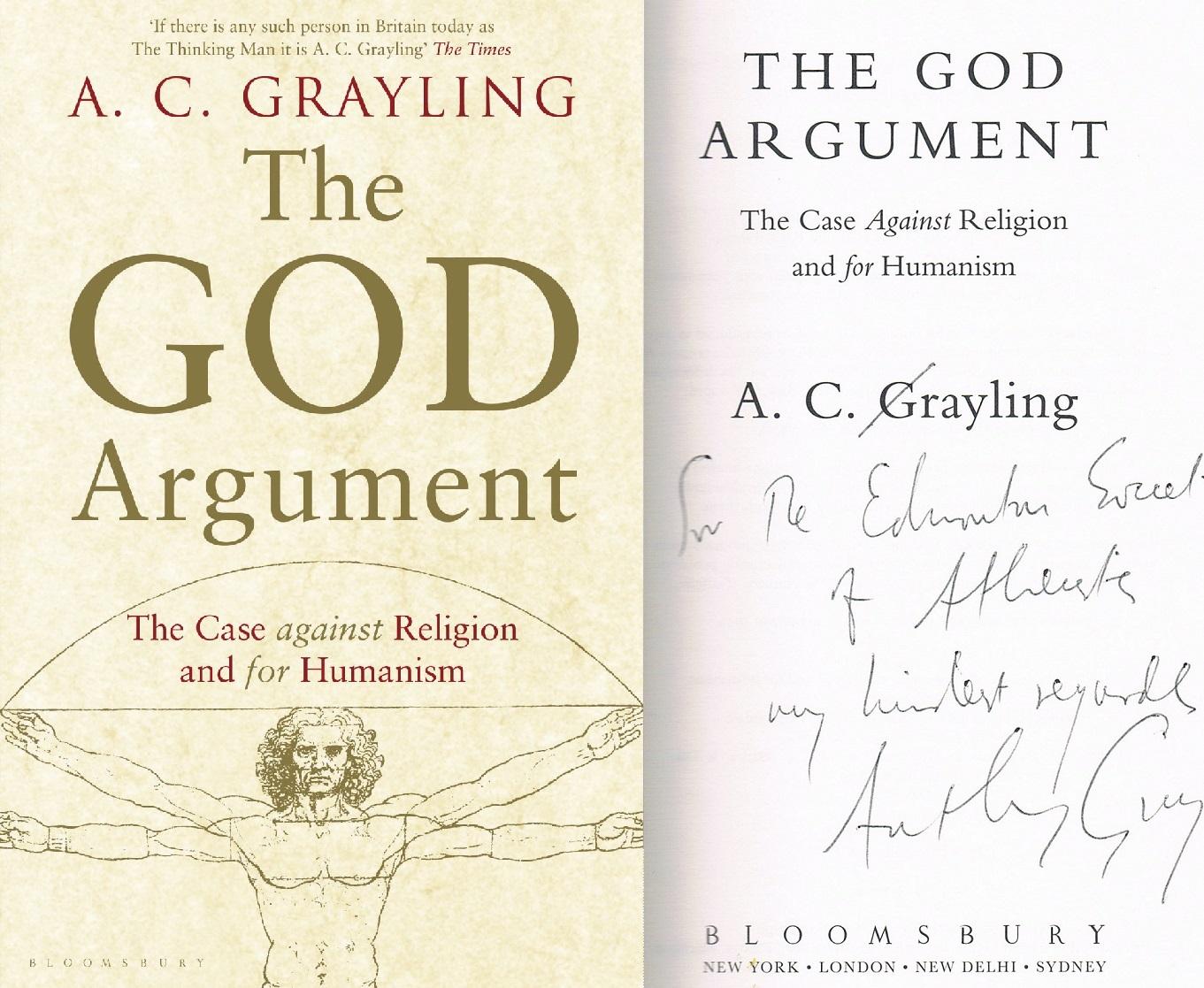 God Argument Signed