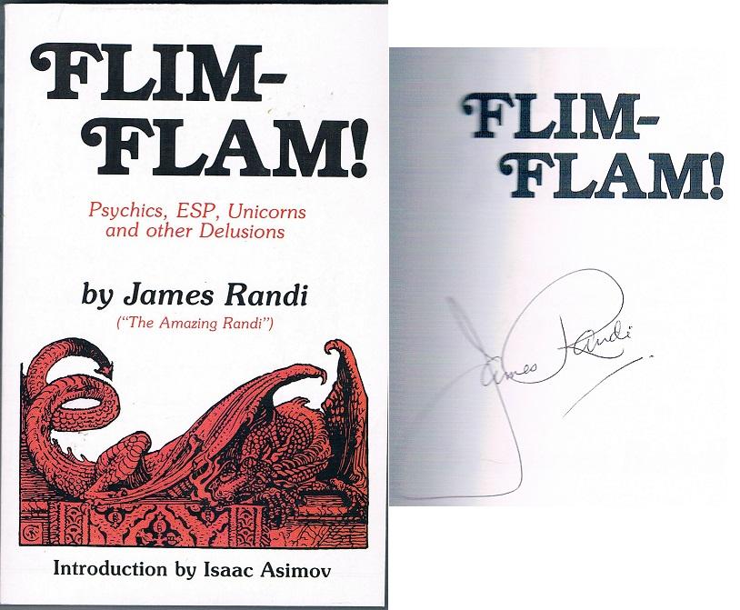Flim Flam book